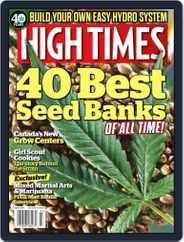 High Times (Digital) Subscription January 20th, 2014 Issue