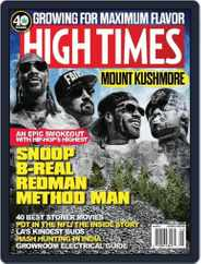 High Times (Digital) Subscription May 31st, 2014 Issue