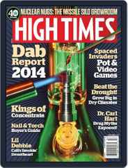 High Times (Digital) Subscription June 30th, 2014 Issue