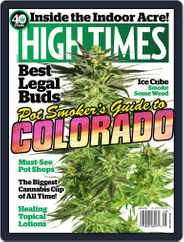 High Times (Digital) Subscription August 1st, 2014 Issue