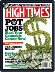 High Times (Digital) Subscription October 1st, 2014 Issue