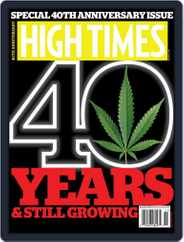 High Times (Digital) Subscription November 1st, 2014 Issue