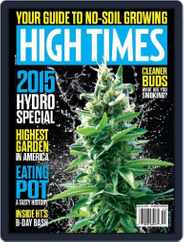 High Times (Digital) Subscription February 1st, 2015 Issue