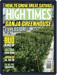 High Times (Digital) Subscription March 1st, 2015 Issue