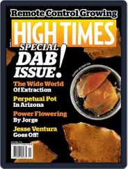 High Times (Digital) Subscription November 1st, 2015 Issue