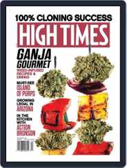 High Times (Digital) Subscription July 1st, 2016 Issue