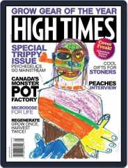 High Times (Digital) Subscription September 1st, 2016 Issue