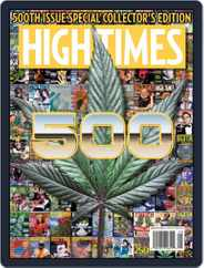 High Times (Digital) Subscription September 1st, 2017 Issue