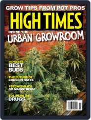 High Times (Digital) Subscription November 1st, 2017 Issue