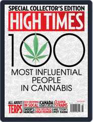 High Times (Digital) Subscription May 1st, 2018 Issue