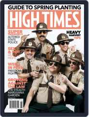 High Times (Digital) Subscription June 1st, 2018 Issue
