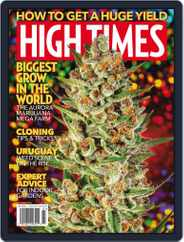 High Times (Digital) Subscription July 1st, 2018 Issue