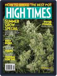 High Times (Digital) Subscription August 1st, 2018 Issue