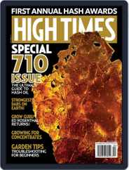 High Times (Digital) Subscription September 1st, 2018 Issue