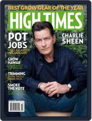High Times (Digital) Subscription October 1st, 2018 Issue