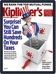Kiplinger's Personal Finance (Digital) Subscription March 1st, 2019 Issue