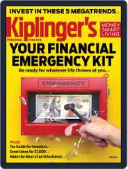 Kiplinger's Personal Finance (Digital) Subscription April 1st, 2019 Issue