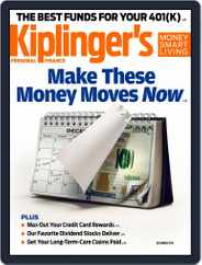 Kiplinger's Personal Finance (Digital) Subscription December 1st, 2019 Issue