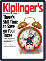 Kiplinger's Personal Finance (Digital) Subscription March 1st, 2020 Issue