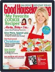 Good Housekeeping (Digital) Subscription November 9th, 2010 Issue