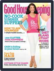 Good Housekeeping (Digital) Subscription July 10th, 2012 Issue