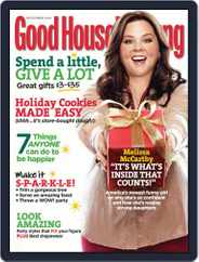 Good Housekeeping (Digital) Subscription December 1st, 2012 Issue