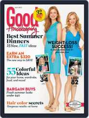 Good Housekeeping (Digital) Subscription July 1st, 2013 Issue