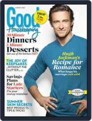 Good Housekeeping (Digital) Subscription August 1st, 2013 Issue
