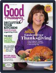 Good Housekeeping (Digital) Subscription November 1st, 2013 Issue