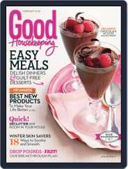 Good Housekeeping (Digital) Subscription February 1st, 2014 Issue