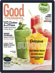 Good Housekeeping (Digital) Subscription July 1st, 2014 Issue