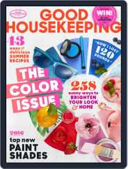 Good Housekeeping (Digital) Subscription June 1st, 2016 Issue