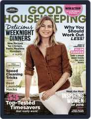 Good Housekeeping (Digital) Subscription September 1st, 2016 Issue