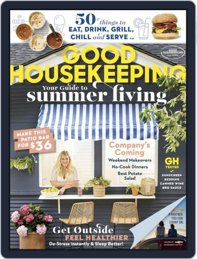 Good Housekeeping June 1st, 2019 Digital Back Issue Cover