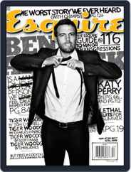 Esquire (Digital) Subscription March 10th, 2009 Issue