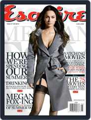 Esquire (Digital) Subscription May 8th, 2009 Issue