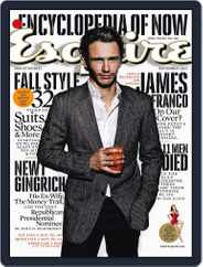 Esquire (Digital) Subscription August 17th, 2010 Issue
