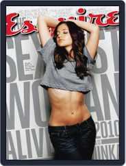 Esquire (Digital) Subscription October 21st, 2010 Issue