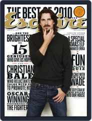 Esquire (Digital) Subscription November 24th, 2010 Issue