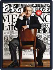 Esquire (Digital) Subscription December 21st, 2010 Issue