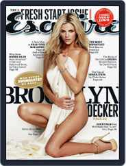 Esquire (Digital) Subscription January 25th, 2011 Issue