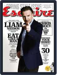 Esquire (Digital) Subscription February 22nd, 2011 Issue