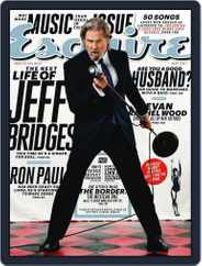 Esquire (Digital) Subscription May 3rd, 2011 Issue