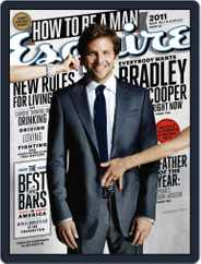 Esquire (Digital) Subscription June 2nd, 2011 Issue