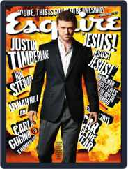 Esquire (Digital) Subscription September 20th, 2011 Issue