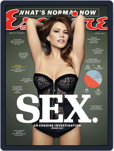 Esquire March 27th, 2012 Digital Back Issue Cover