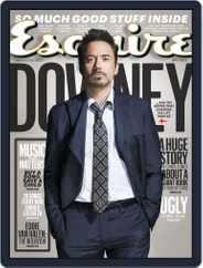 Esquire (Digital) Subscription April 24th, 2012 Issue