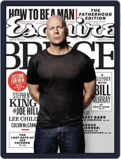 Esquire May 29th, 2012 Digital Back Issue Cover