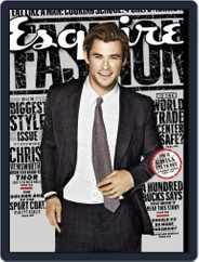 Esquire (Digital) Subscription August 8th, 2013 Issue
