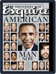 Esquire (Digital) Subscription September 12th, 2013 Issue